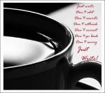 black-coffee just write